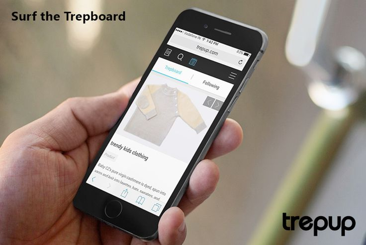 Surf through news straight from the world of business on your phone screens. Presenting the Trepboard, on the Trepup app on your mobile. http://trepup.co/1JaaRBg