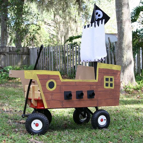 STITCHED by Crystal: Halloween Costumes 2012: The Pirate Ship