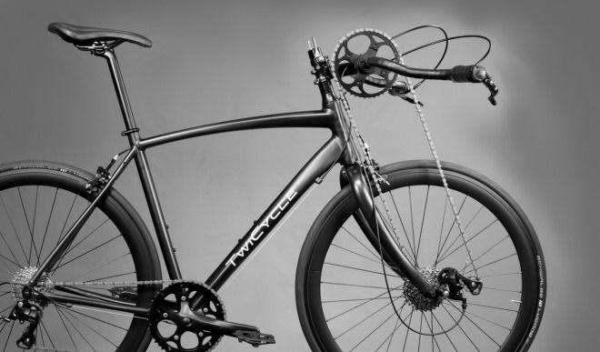 前後輪駆動の自転車「TwiCycle」―前輪にも変速機を付けました - えん乗り