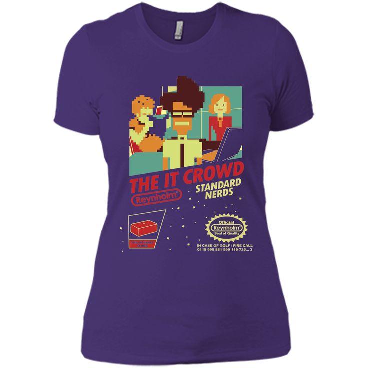 Standard Nerds NES game T-Shirt