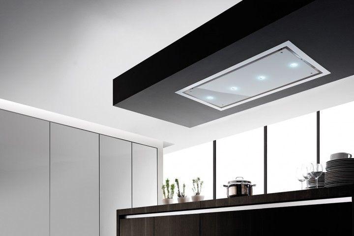 Gutmann Sombra 68 I A Extern 90 x 60 Inselhauben - moderne dunstabzugshauben küche