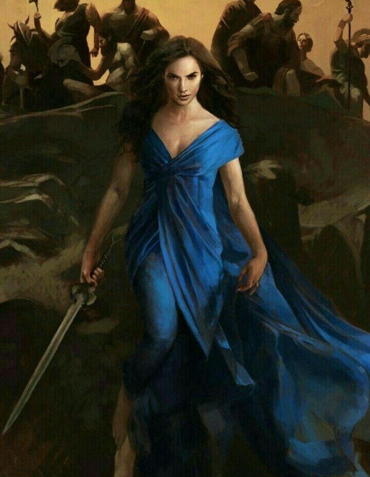 Diana Prince!