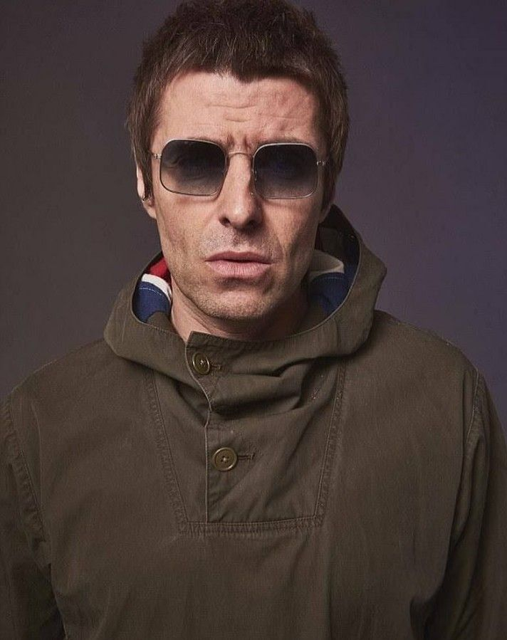 Liam Gallagher - NME Cover 2017