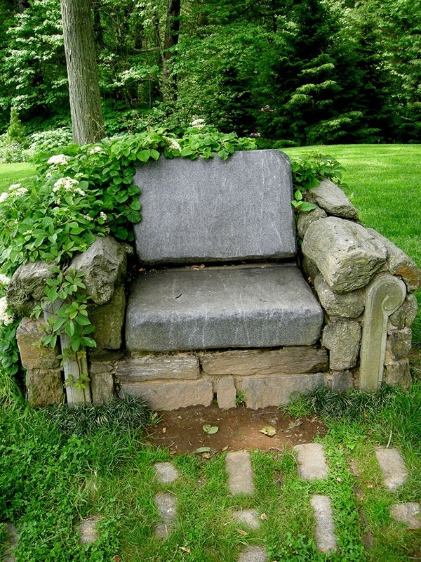 Art stone furniture my-secret-garden
