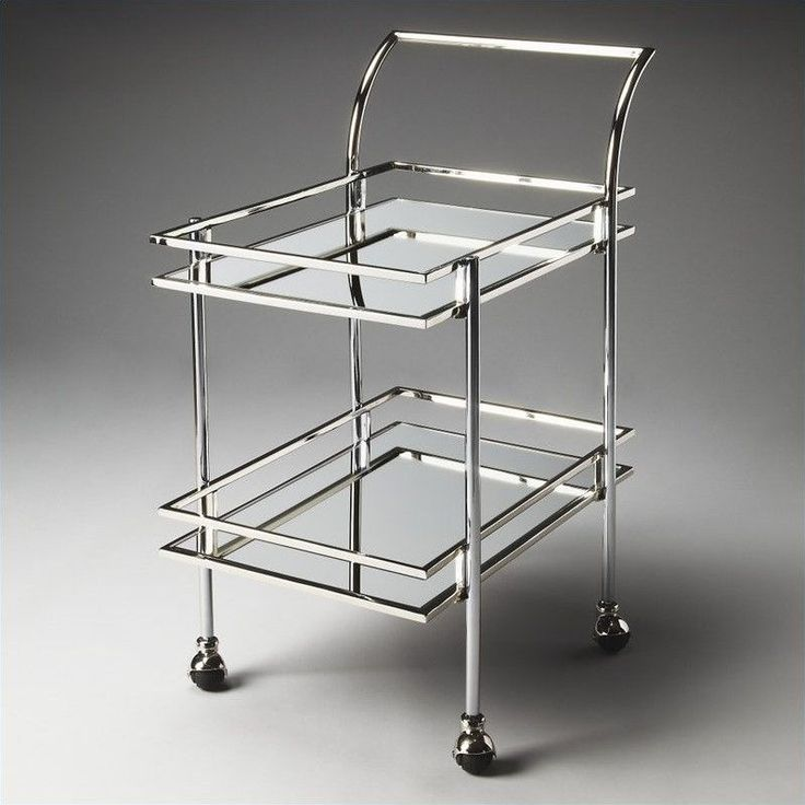 Lowest price online on all Butler Specialty Butler Loft Gatsby Contemporary Bar Cart - 3139220