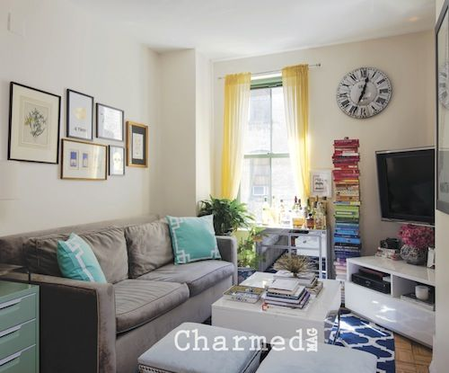 Charmed At Home Living Room WallsMix MatchApartment