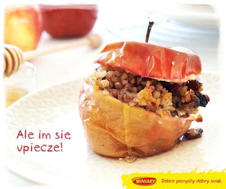 A może pieczone jabłuszko? :)