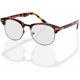 herren und damen brille brindisi braun meliert aus. Black Bedroom Furniture Sets. Home Design Ideas