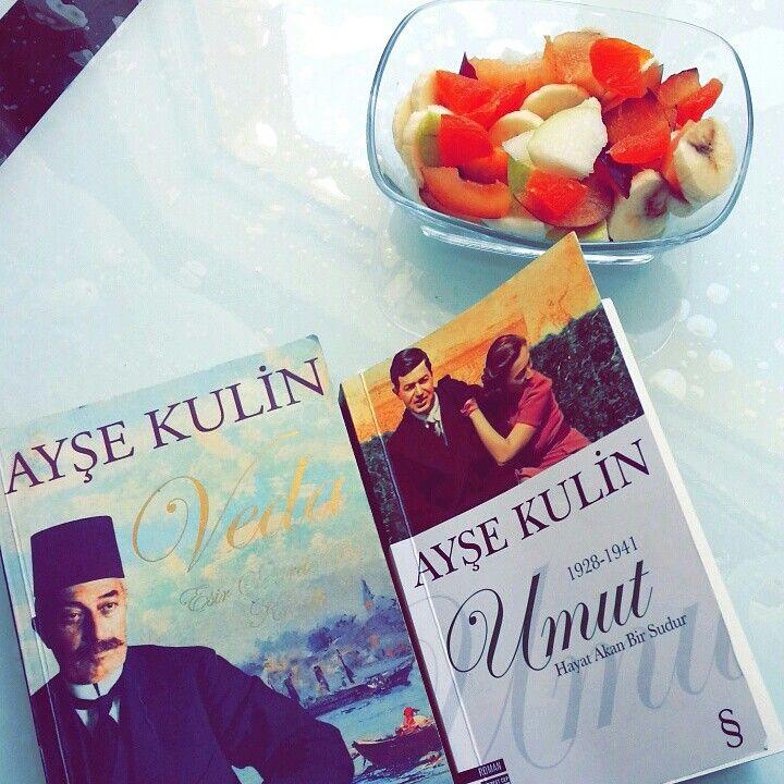 #aysekulin #veda #umut #okuderim #books