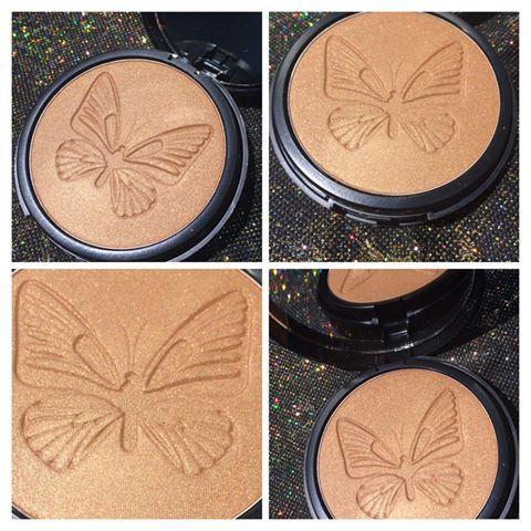 Bronzing Powder Butterfly. www.makeupstorespain.es