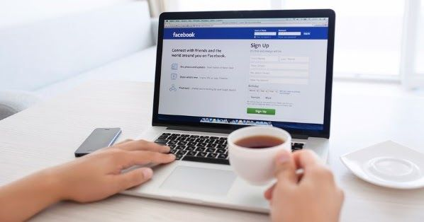 Facebook Login My Homepage Now