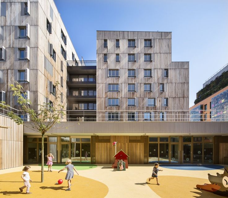 Toll Gallery Of Mixed Use 107 Apartement Units / Nunc Architectes   1
