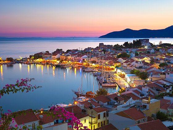 Greece Honeymoon Itinerary