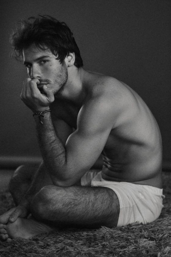 Lucas Bernardini by Hudson Rennan