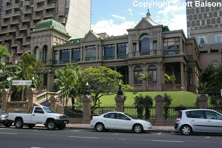 The Durban Club, Victoria Embankment