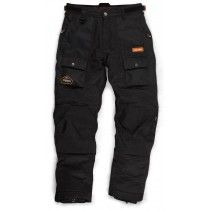 Scruffs Expedition Thermo Trousers Black