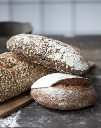 a whole grain healthy bread recipe that is REALLY good - gotta make it more often.