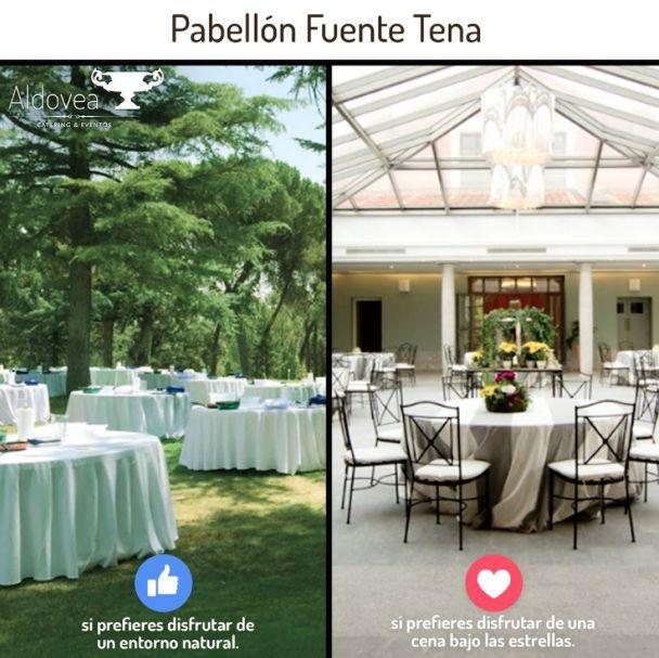 Nos gustaría saber tu opinión: ¿Qué prefieres, una boda o evento al aire libre, disfrutando de la naturaleza, o en un espacio interior con techo acristalado que deje entrar una luz cálida? :)