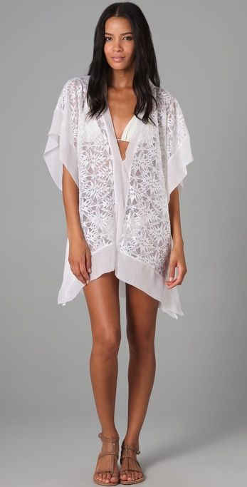 Beach cover-up.