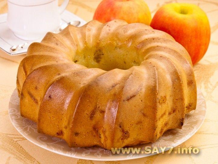 Шарлотка200 г сахара 5 яиц 200 г муки 500 г яблок