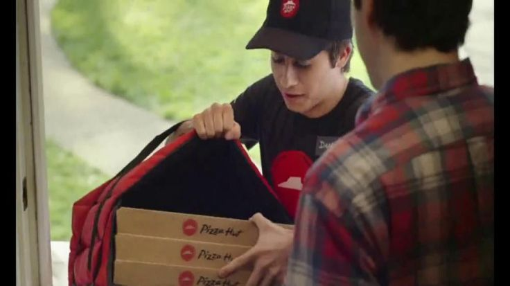 Pizza Hut wants to bring everyone together at the dinner table with their special delivery deal. For a limited time, customers that order online through Pizza Hut can get any large, two-topping pizza for $7.99