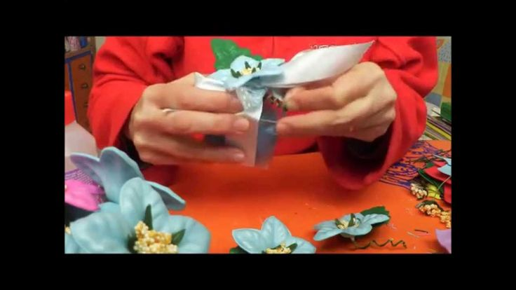 tutorial fiori fommy