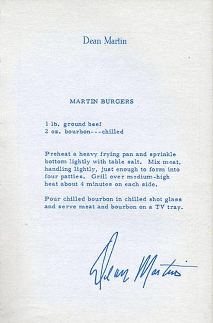 .: Martin S Burger, Dean Martin S, Deanmartin, Food, Dean O'Gorman, Burger Recipes, Martin Burgers