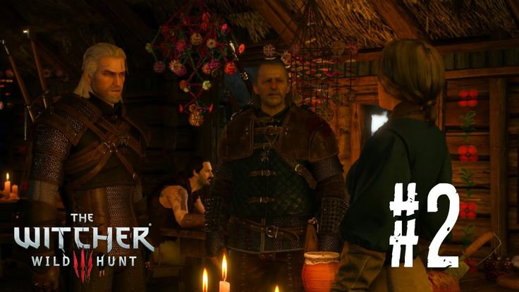 The Witcher 3 Wild Hunt - Playthrough Part 2: The Inn