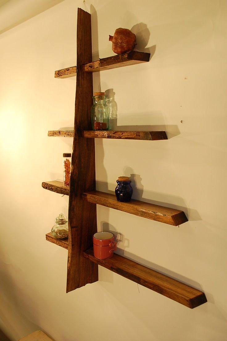 Make A Tree Shelf Bookshelves Owl Nursery Amp Craft