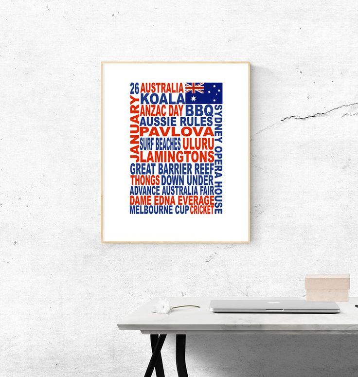 Excited to share the latest addition to my #etsy shop: Australia Day Subway Art-Printable Sign-Aussie Wall Art-Digital Print-Aussie Poster-Australia Day Digital Poster http://etsy.me/2neB9dk #art #print #digital #blue #red #wallart #wallartprintable #artprintable