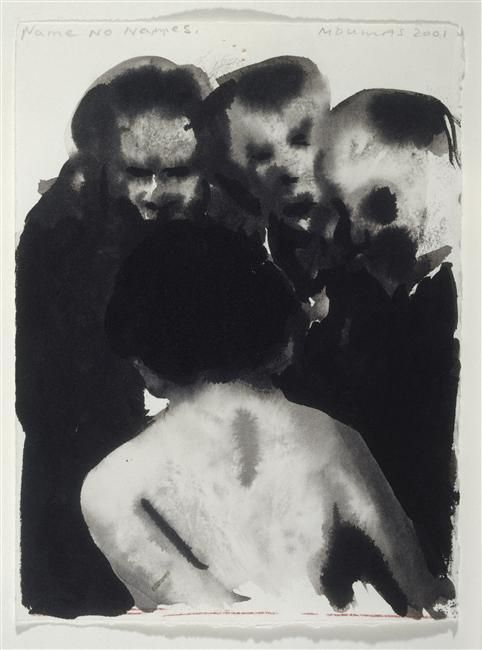 Marlene Dumas | Name no Names | 2001