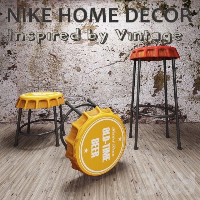 Табурет и барный стул NIKE HOME