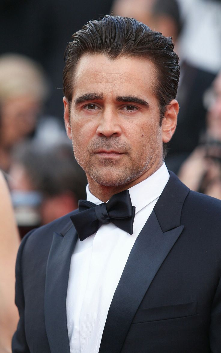 Colin Farrell - getting better and better with age