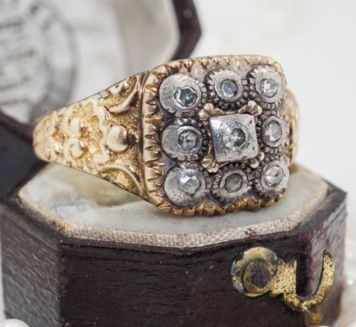 83 best Antique Georgian Jewelry images on Pinterest