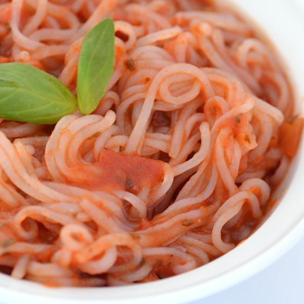 Spaghetti de Konjac à la sauce tomate | Konjac