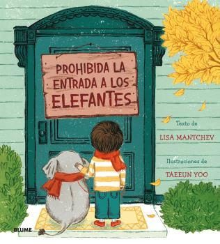 Resultado de imagen de libro prohibida la entrada a los elefantes