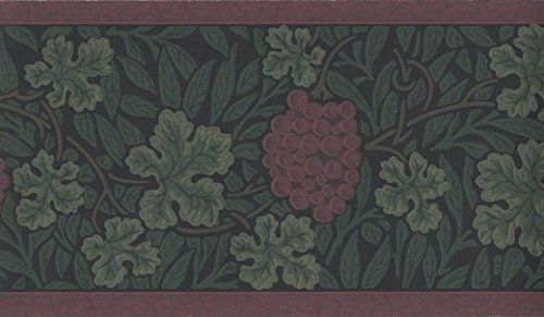 William Morris Vine Wallpaper Border WR8043\/3  Landhof Müncheberg  Pinterest  Wallpapers