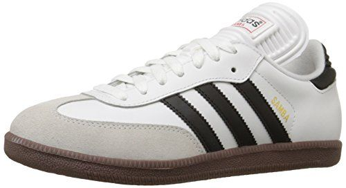 cool adidas Performance Men's Samba Classic Indoor Soccer Shoe