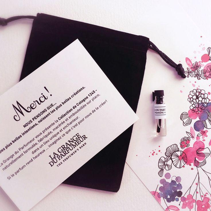 lagrangeduparfumeur.com Échantillons disponibles! [Première Violette]  #cologne #parfum #naturalbeauty #faitauquebec #parfumerie