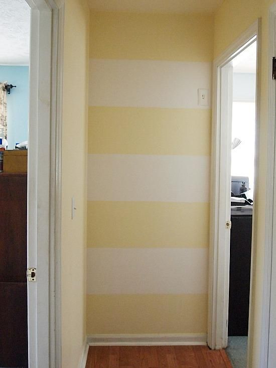 DIY Home   DIY Painted Wall Stripes151 best Paint Colors images on Pinterest   Home  Wall colors and  . Diy Home Painting Ideas. Home Design Ideas