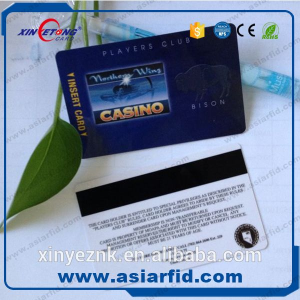 Xinyetong VIP card with printing service, magnetic stripe card with encode data service
