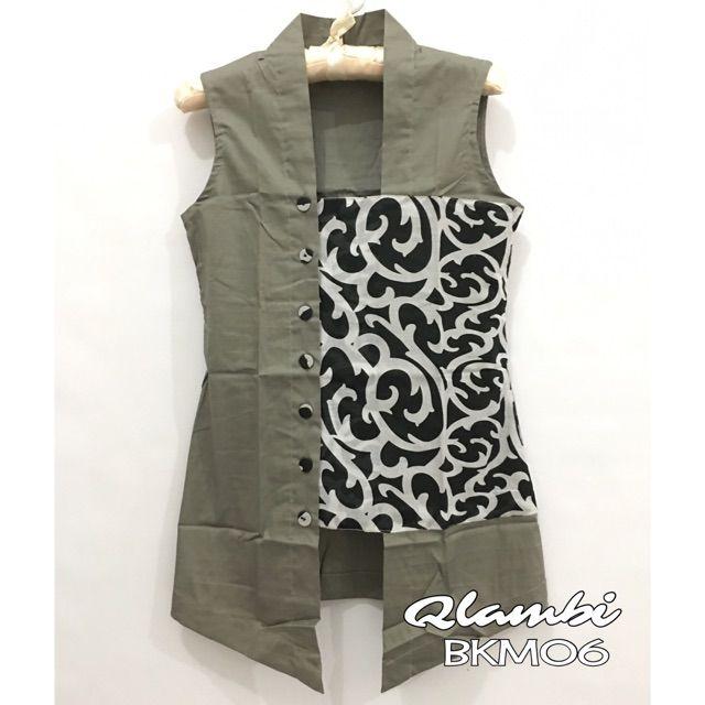 Saya menjual Atasan blouse kebaya kutu baru seharga Rp150.000. Dapatkan produk ini hanya di Shopee! http://shopee.co.id/djiffey/31721926 #ShopeeID