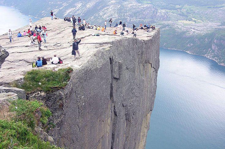 Viajar en autocaravana por Noruega: 3 rutas que nunca olvidaréis