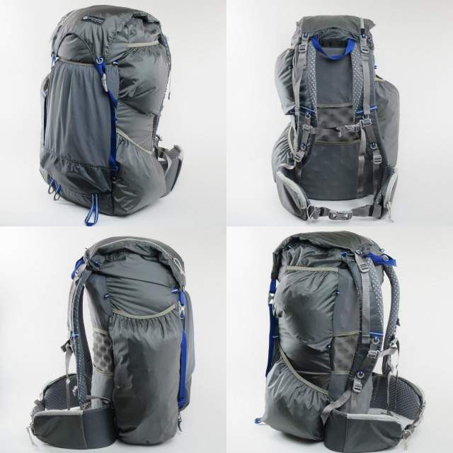 Enter for a Chance to Win a FREE Gossamer Gear Mariposa 60 Backpack - http://sectionhiker.com/backpacking-camping-pillow-survey/
