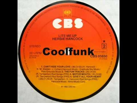 Herbie Hancock - Can't Hide Your Love
