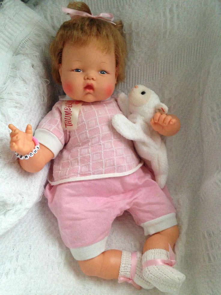 Vintage Thumbelina Dolls 112