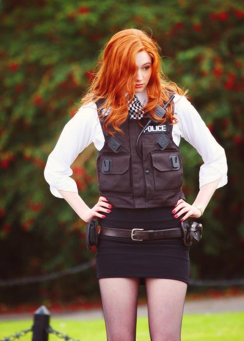 Amy Pond, Sass Police