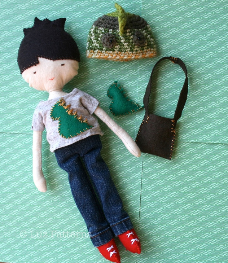 Dino boy, sewing pattern coming tonight on Etsy!
