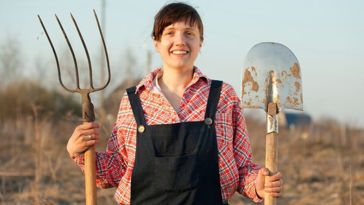 Oh, heck yes: Check out these farm tools for women