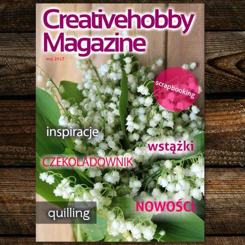 Oto majowa dawka inspiracji w Creativehobby Magazine! Do przeczytania tutaj: www.joomag.com/magazine/creativehobby-magazine-maj-2017/0766103001494317962 :)